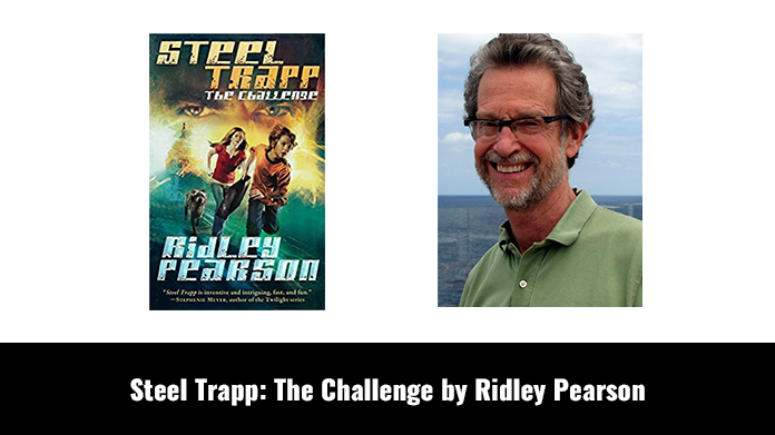 Steel Trapp The Challenge by Ridley Pearson